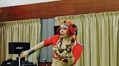 Tribal Japanese Belly Dance with Patricia Frassi