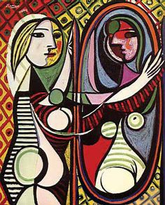 When I look at Picasso, I am struck by how you have to master the rules before you can break them.