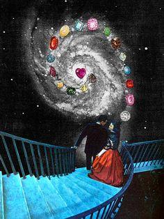 Love Makes the World Go Round | Eugenia Loli