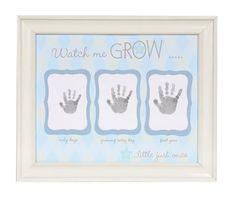 The Grandparent Gift Co. Baby Keepsakes Watch Me Grow Handprint Frame, Blue by The Grandparent Gift Co., http://www.amazon.com/dp/B004TEKPI0/ref=cm_sw_r_pi_dp_rO4Mrb0J87DBR