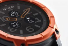 Nixon Mission Is The First 100-Meter, Water-Resistant Smartwatch, To Arrive Later This Year