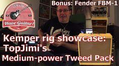 Rig showcase: TopJimi's Medium-power Tweed Pack