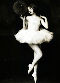 vintage ballet