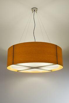 large mustard lampshade - Google Search