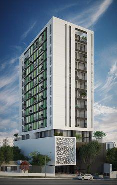 MEZA Arquitetura, residencial building