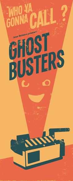 Ghostbusters | #movieposter #design