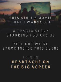 5sos- Heartache On The Big Screen