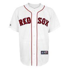 Majestic Boston Red Sox Replica MLB Jersey -