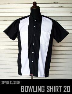 Bowling shirt 20