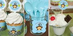 Image result for boys baby shower