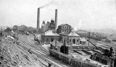Pleasley Colliery Heritage Center, Heritage Site, History Page, Family History, Engine House, Coal Miners, Steam Railway, Site Visit, Derbyshire