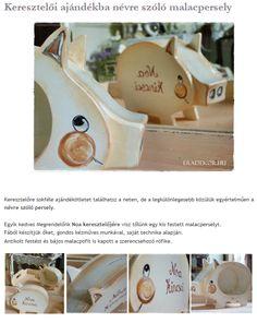 Keresztelő ajándék névre szóló malacpersely, nézd meg a linken >> http://eradekor.hu/persely/keresztelo-ajandek-nevre-szolo-malacpersely/