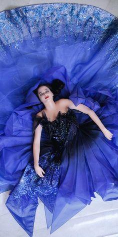 Eva Green For Midnight Poison By Dior -ShazB jaglady http://www.noellesnakedtruth.com/
