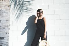 Summer Style lacausa-jumpsuit jumpsuit basket-bag quay-australia-sunglasses