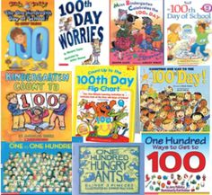 How do you celebrate the 100th day of school in your classroom? This year I will be creating an exciting, memorable event for my kindergarten class.