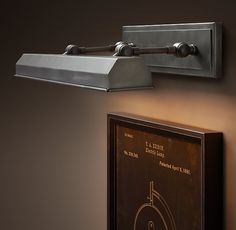 """Copley Picture Light Sconce 23"""""""