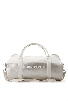 Country Road - July 2014 - Metallic Logo Tote http   www.countryroad b4870e4b5d682