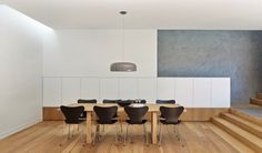 Sleek renovaciones modernas: casa especial