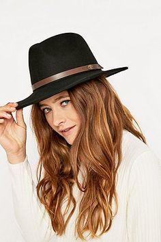 Stylowy kapelusz