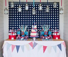 Ideas for a Patriotic Party Theme