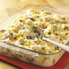 Mashed Potatoes Supreme