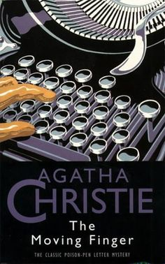 The Moving Finger (Miss Marple #4) by Agatha Christie