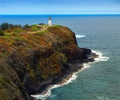 https://flic.kr/p/ee9Moq | Kilauea Lighthouse, Kauai, Hawaii.