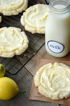 Lime Swig Cookie Recipe