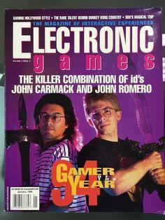 John Romero, Donkey Kong Country, Hollywood Fashion, Graphics, Graphic Design