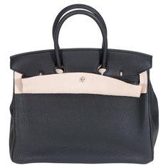 Hermès Birkin Bag in Black Togo Leather with Palladium Hardware, 2009 1