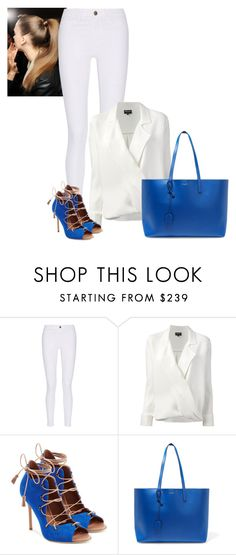 2017/24 by dimceandovski on Polyvore featuring Giorgio Armani, M.i.h Jeans, Malone Souliers and Yves Saint Laurent