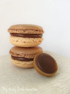 Toffifee-Macarons