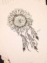 sunflower breast cancer tattoos - Google Search