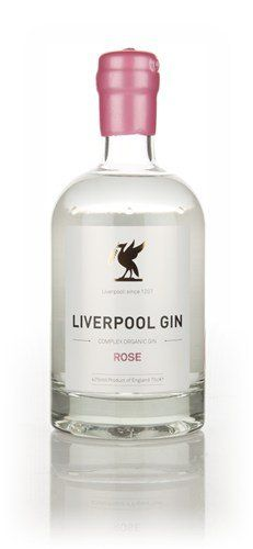 Liverpool Gin Rose Gin