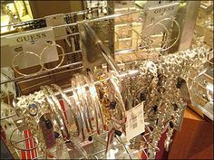 T-Hooks and Sight Leaks have separate threads on Fixtures Close Up. A heavily stocked Jewelry T-Hook becomes… Hooks, Retail, Display, Shape, Jewelry, Decor, Floor Space, Jewlery, Decoration
