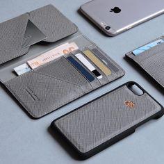 Hello gray S1⭐ . #serapaktugleathergoods #iphonewallet #iphonecase #style #fashion #accessories #iphonecuzdan #iphonekilif #deriaksesuar #kartlik #cardholder #iphone #derikilif #iphone7kilif #luxe #aksesuar