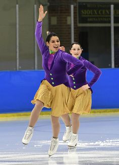 Competition Recap: 2017 Midwest & Pacific Coast Synchronized Skating Championships - Washington Ice Emeralds - Opens Juv - Free Skate