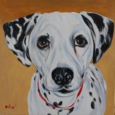 "24x24"" oil on canvas by DRAGOSLAV MILIC"