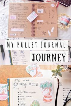 My first four months with a 'real' bullet journal instead of just obsessive note taking all over the place. ;)  How I got started, my stationery & pen favorites, trying different weekly and daily layouts, from minimalist spreads to doodles and decorations