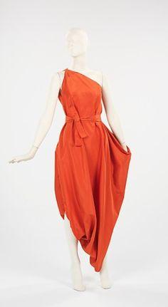Madeleine Vionnet | Evening dress | French | ca. 1936