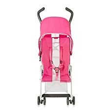 image of Maclaren® Mark II Stroller in Carmine Rose