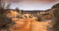 Visit The Geological Park of Bauxite Mining, Gánt Geology, Hungary, All Over The World, Darkness, Places To Visit, Country Roads, Shape, Red, Travel