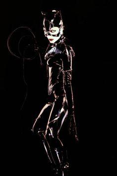 "Michelle Pfeiffer in ""Batman Returns"". Catwoman!"