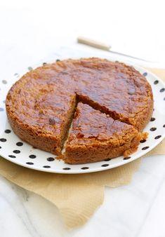 Speculaas boterkoek Pie Cake, No Bake Cake, Baking Recipes, Cookie Recipes, Cake Recept, Mousse Au Chocolat Torte, Sweet Pie, Pastry Cake, I Love Food