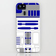 Star+Wars+R2D2+Vector+iPhone+&+iPod+Case+by+ironman52885+-+$35.00