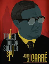 Image result for tinker tailor soldier spy book