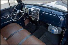 ford f100 1950 interior - Buscar con Google
