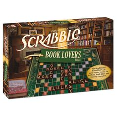 Scrabble: Book Lovers Edition