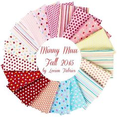 Minny Muu Fall 2015 is available now! We love these cute and bright prints! by fatquartershop Dec 30, Fall 2015, Our Love, Fabrics, Bright, Instagram Posts, Cute, Prints, Recipe