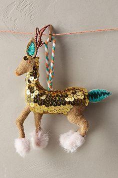 enchanted flyer ornament #anthrofave